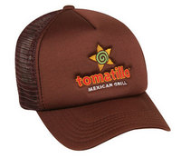 Trucker Cap/Polyester with Mesh Backing
