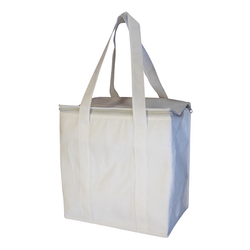 Non-Woven Cooler Bag With Zipped Lid