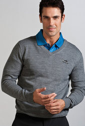 Men's 100% Merino Jumper
