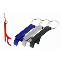 Argo Colored Bottle Opener Keyring