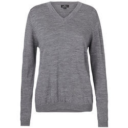 Ladies 100% Merino Jumper