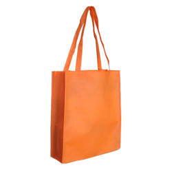 Non-Woven Bag With Large Gusset