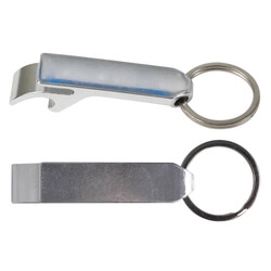Aluminium Economy Pop Top Keytag